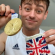 Tom Daley knits while watching Olympics