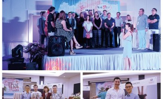 SVAKOM attended a Meet and Greet between brand manufacturers and Russian shops in Thailand
